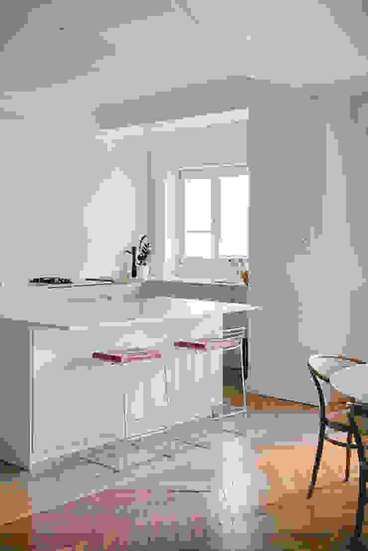 Cocina de nimú equipo de diseño Moderno Hierro/Acero