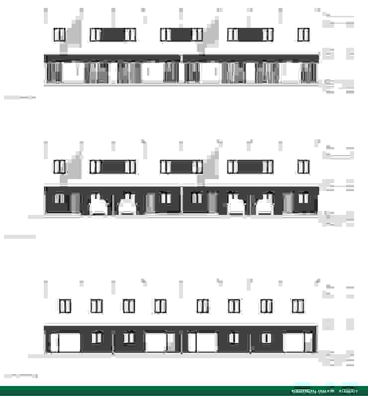 RESIDENCIAL MALAWI - ALZADOS de Agoin Moderno