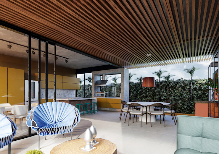 Lozí - Projeto e Obra Balcon