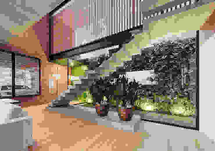 Lozí - Projeto e Obra Escalier