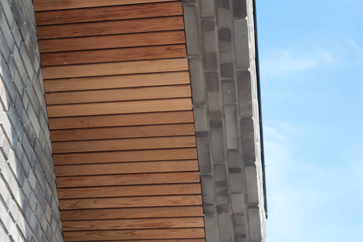 KAVEL 20 | Nieuwkoop van JADE architecten Modern Hout Hout