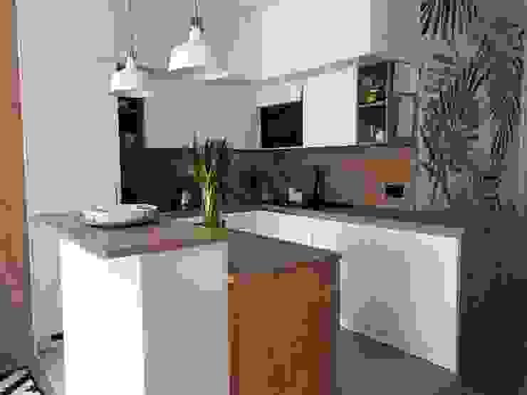 Korina Feng Shui Dapur Modern