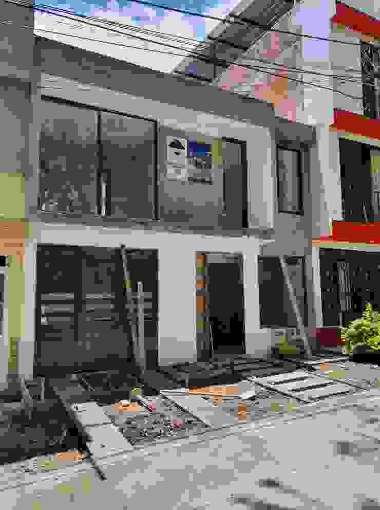 Casa SR de Hausni Arquitectura Moderno