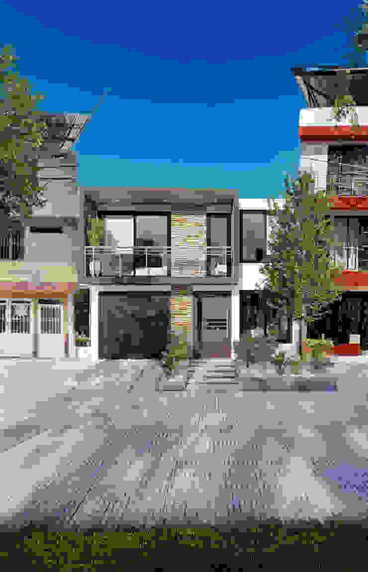 Casa SR Casas modernas de Hausni Arquitectura Moderno