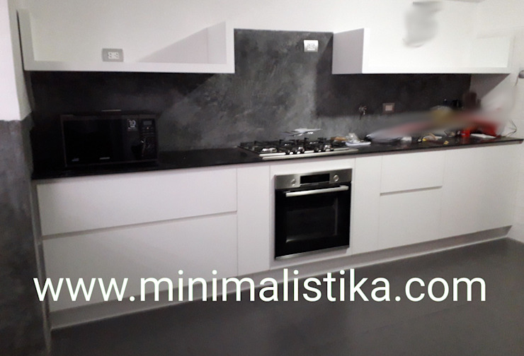 Minimalistika.com Kitchen units Chipboard White