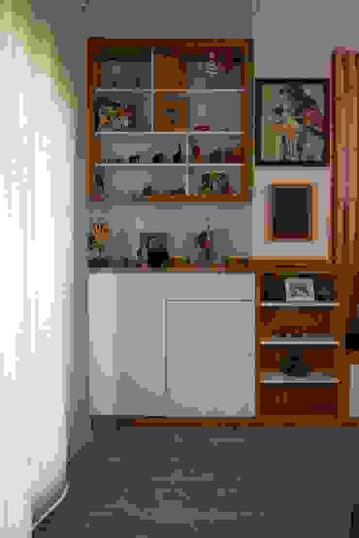 Mueble salón CREAPROJECTS. Interior design. SalonesAlacenas y aparadores