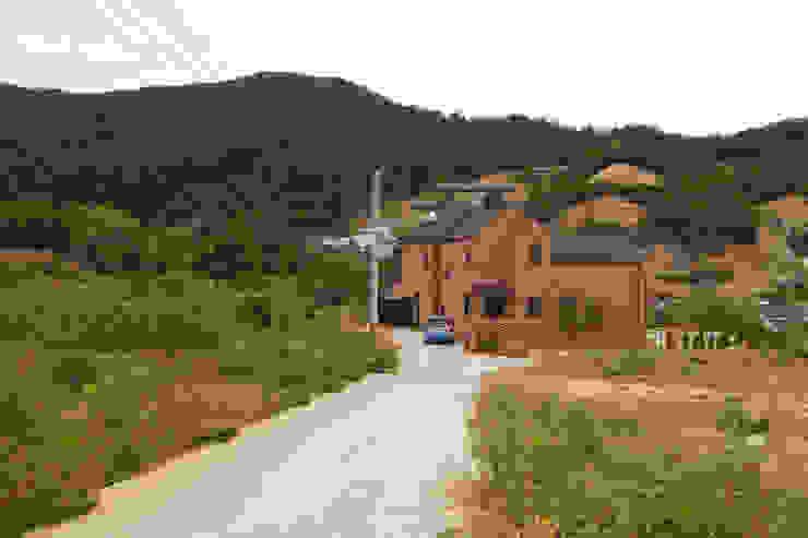 주택 외관 by 위드하임 모던