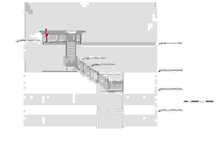 West-Ansicht Müllers Büro Industriale Veranstaltungsorte Eisen/Stahl