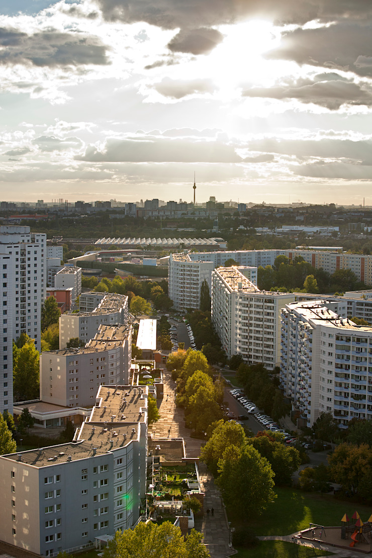 Marzahn Müllers Büro Industriale Veranstaltungsorte