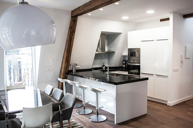 MUEBLES DG Small kitchens