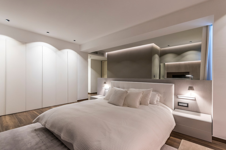 Design Group Latinamerica Modern style bedroom