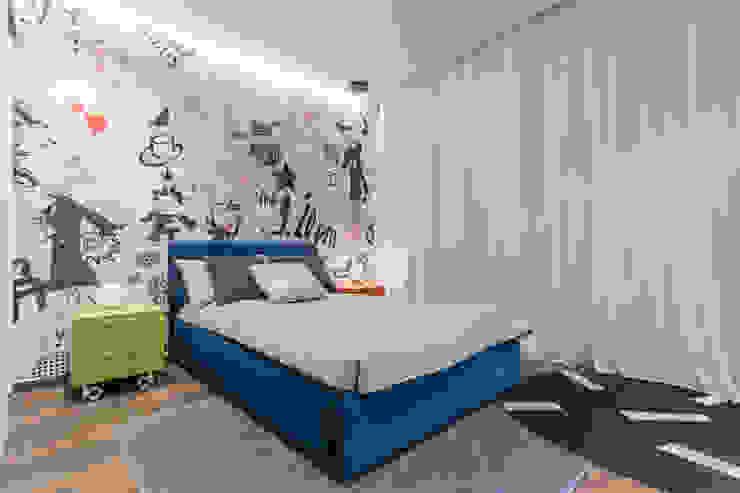 Nowoczesny pokój dziecięcy od Design Group Latinamerica Nowoczesny