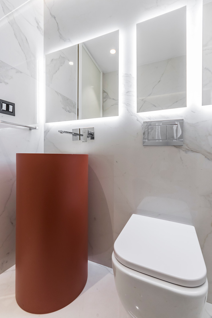Design Group Latinamerica Modern style bathrooms