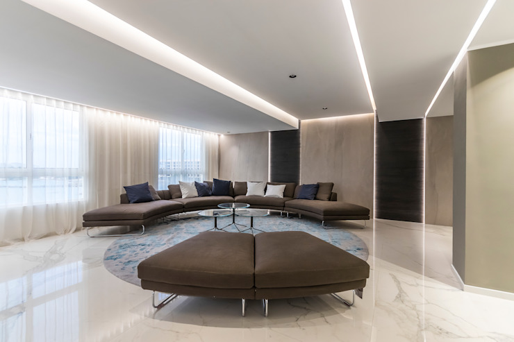 Design Group Latinamerica Living room