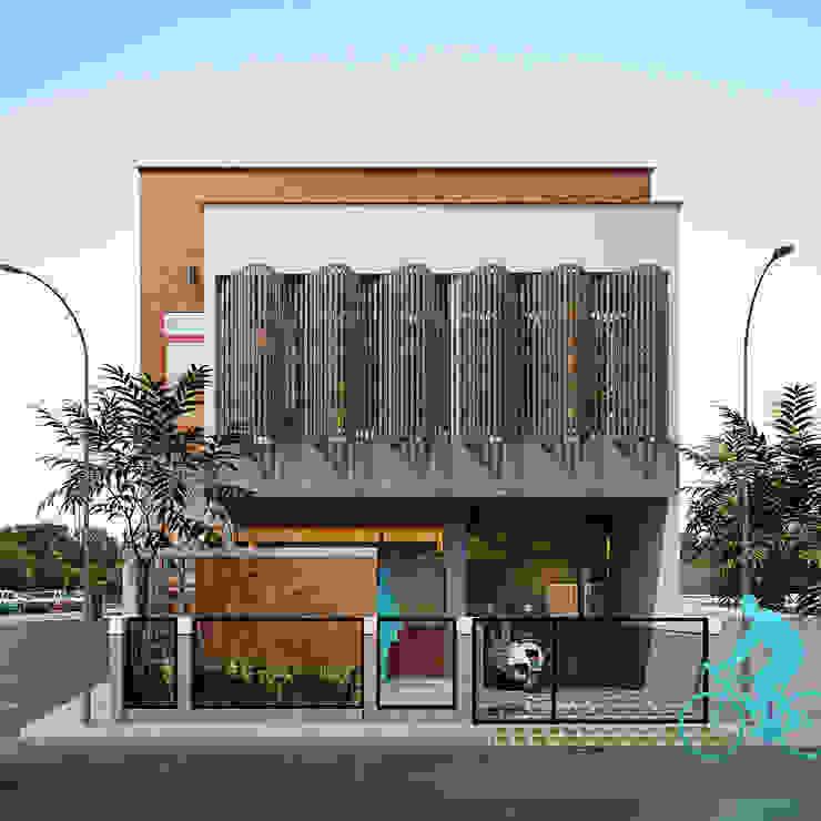 Fasad Oleh GUBAH RUANG studio