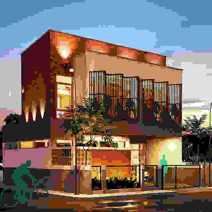 Rumah Laras Oleh GUBAH RUANG studio