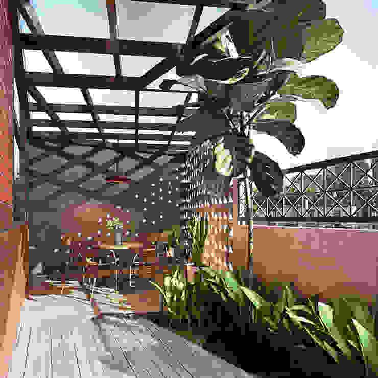 Rumah Ayu Oleh Gubah Ruang Tropis