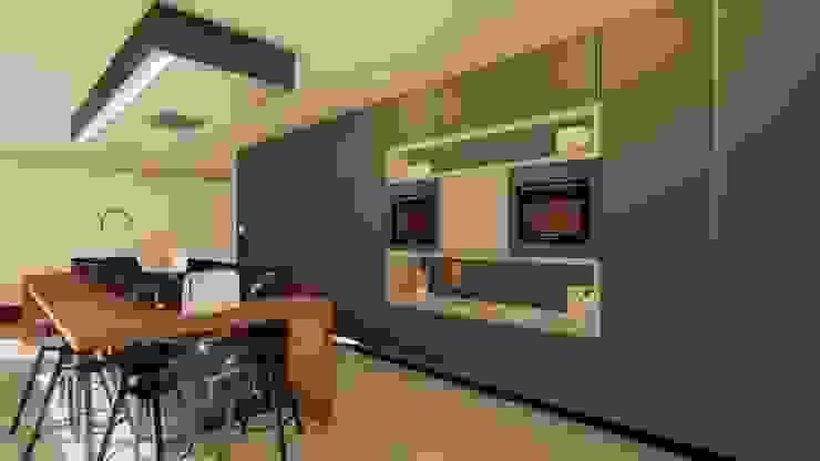 Visão eletrodomésticos por Jah Building Solutions Moderno
