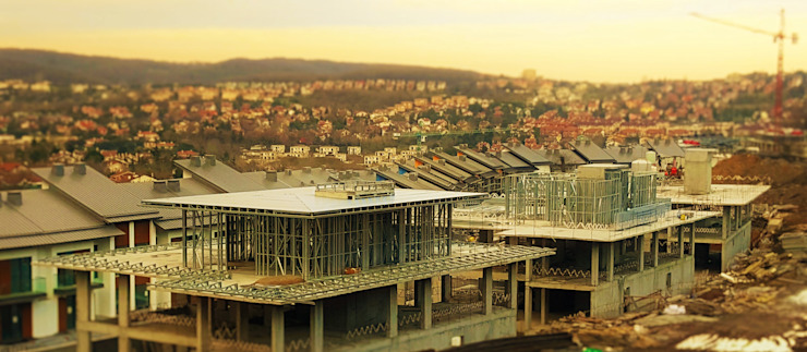 توسط PRAMO PREFABRİCATED & STEEL صنعتی آلمینیوم