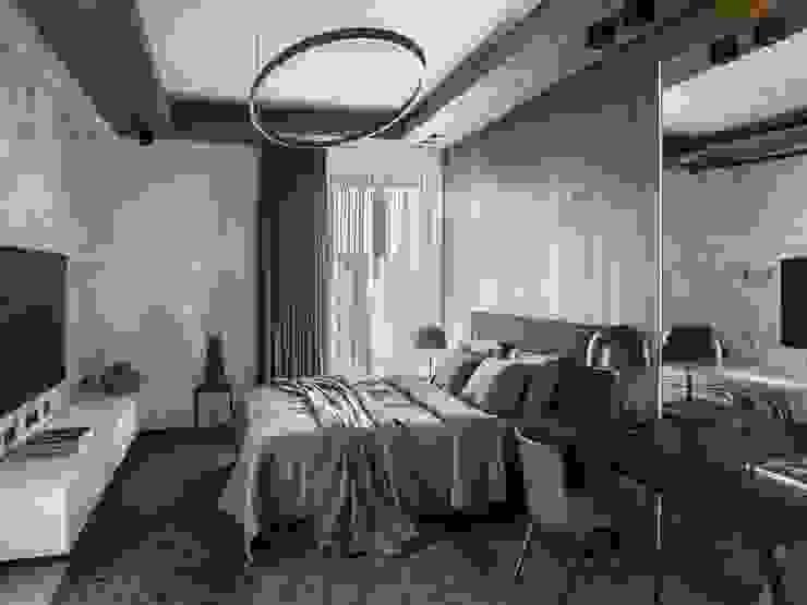 Спальня от Архитектор Татьяна Стащук