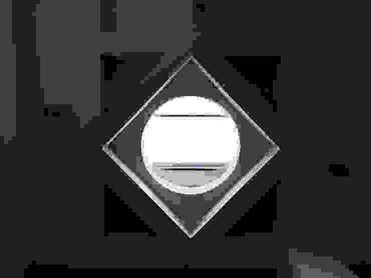 Moderne Wohnzimmer von 趙奕翔建築師事務所 Modern Beton