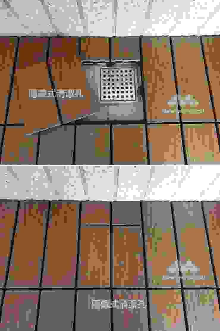 落水口 根據 新綠境實業有限公司 日式風、東方風 塑木複合材料