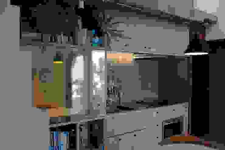 studio m+ by masato fujii Moderne Küchen