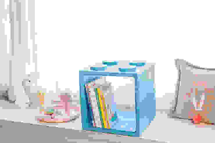 블록으로 만드는 책장과 수납장 주식회사 큐빙