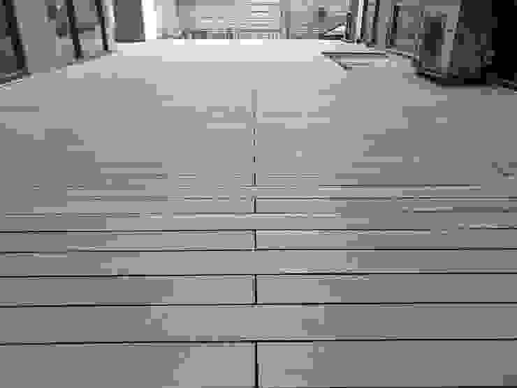 【鶯歌陶瓷博物館─木平台更新】 根據 新綠境實業有限公司 日式風、東方風 塑木複合材料
