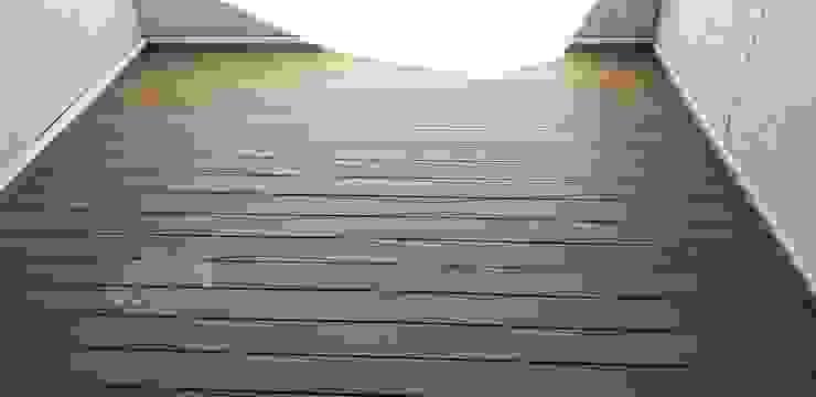 NewTechWood塑木陽台 by 新綠境實業有限公司 Modern Wood-Plastic Composite