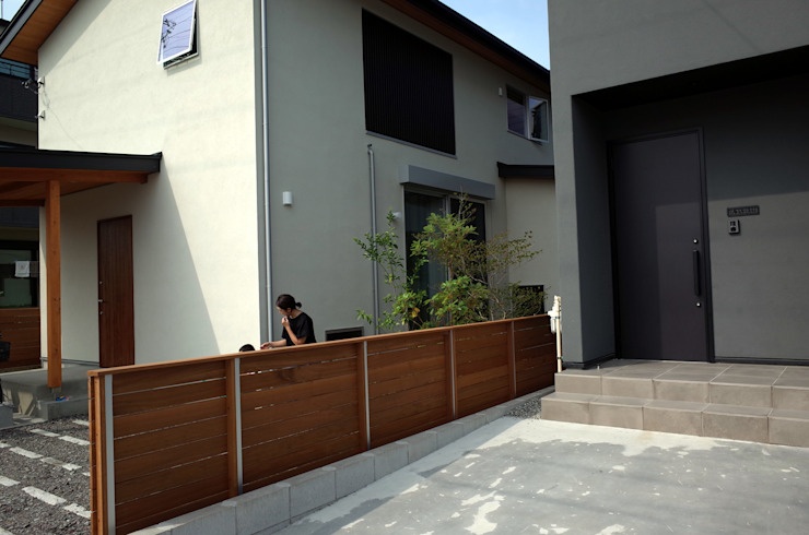 Jardines de estilo minimalista de 小椋造園 Minimalista
