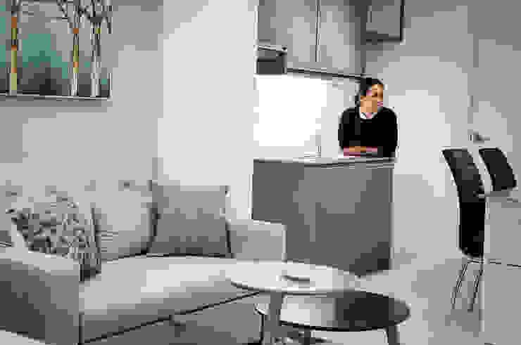 KL Tower Serviced Residences by TG Designing Corner Minimalist