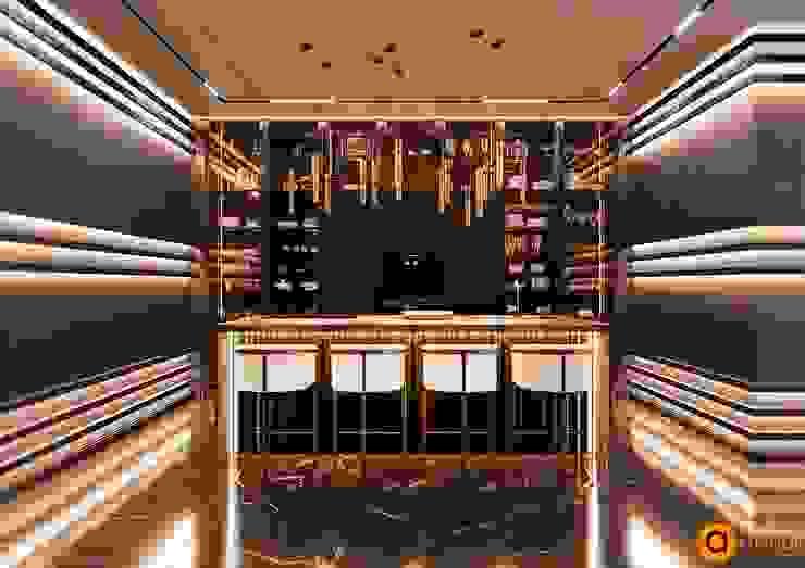 Artichok Design Modern style kitchen
