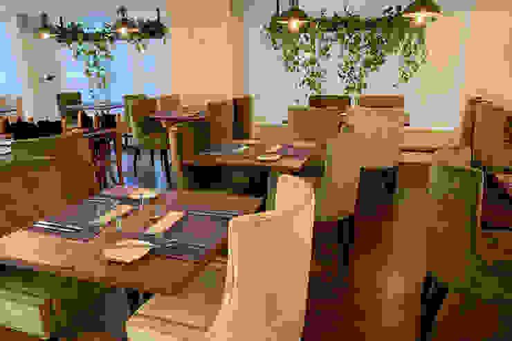 Mediterranean style gastronomy by Cubiñá, muebles de diseño en Barcelona Mediterranean