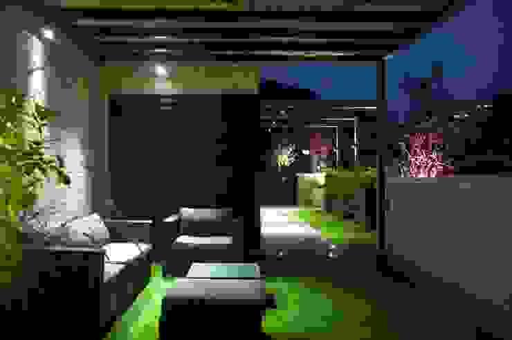 ésverd - jardineria & paisatgisme 露臺