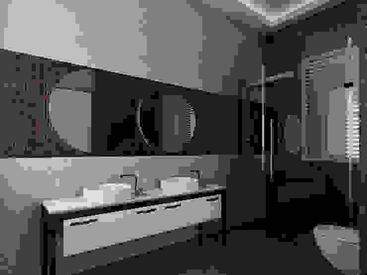 GÜL MOBİLYA-MUTFAK-BANYO – Fas villa projemiz : modern tarz , Modern Ahşap Ahşap rengi