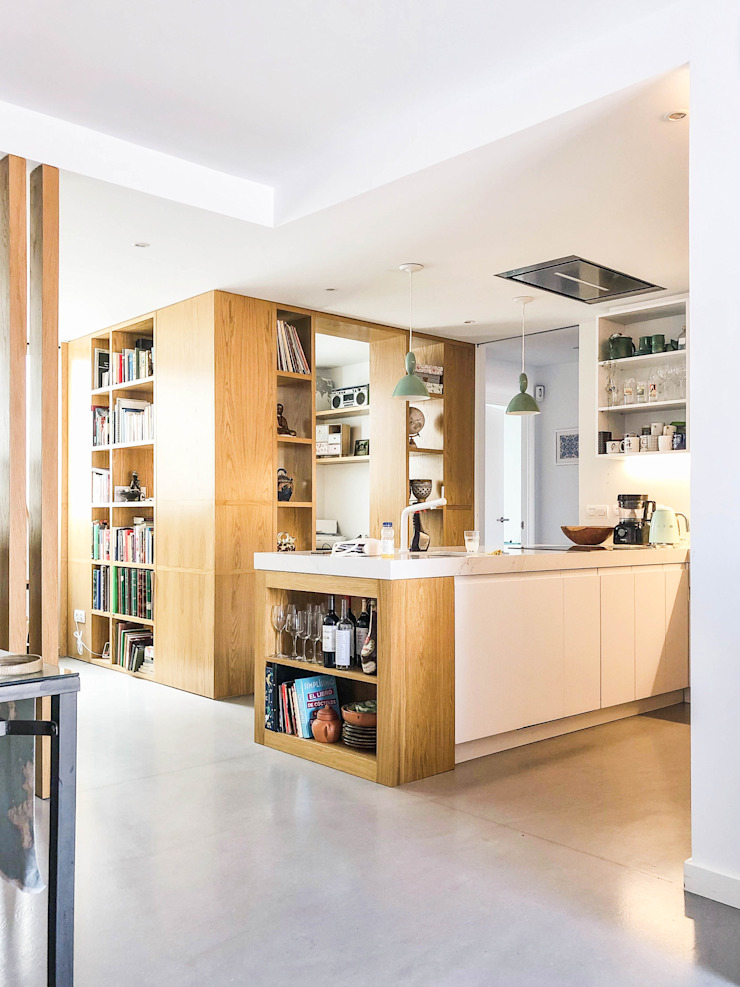 Modern Kitchen by HOA Architecture and Design Modern
