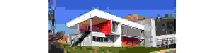 DDIS Arquitectos 사무실 알루미늄 / 아연