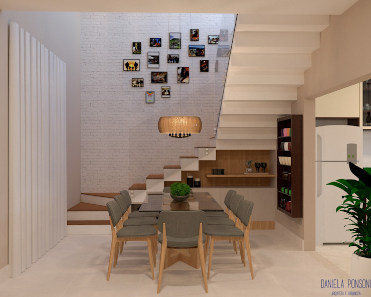 توسط Daniela Ponsoni Arquitetura مدرن