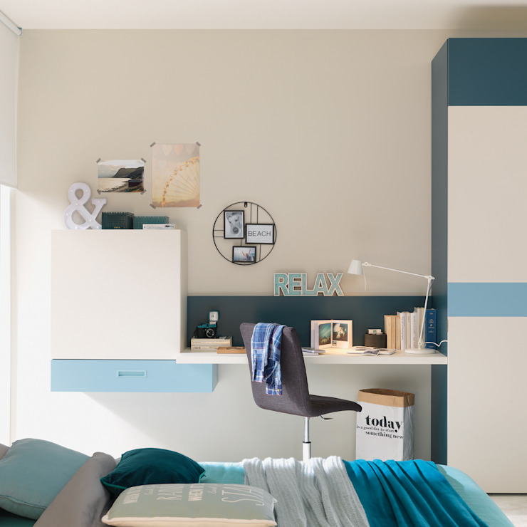 Moretti Compact Boys Bedroom