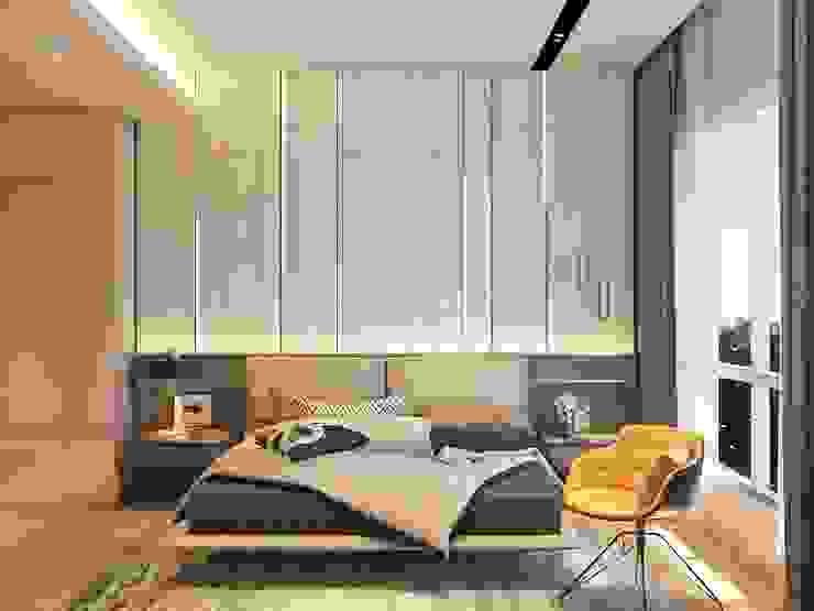 Norm designhaus Habitaciones pequeñas