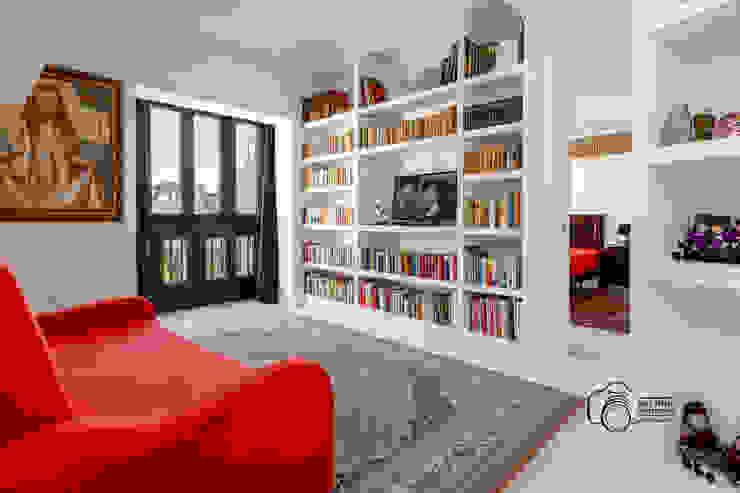 Colonial style bedroom by Per Hansen Colonial Bricks