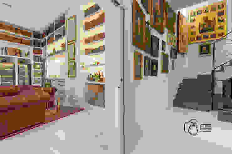 Salon colonial par Per Hansen Colonial Briques