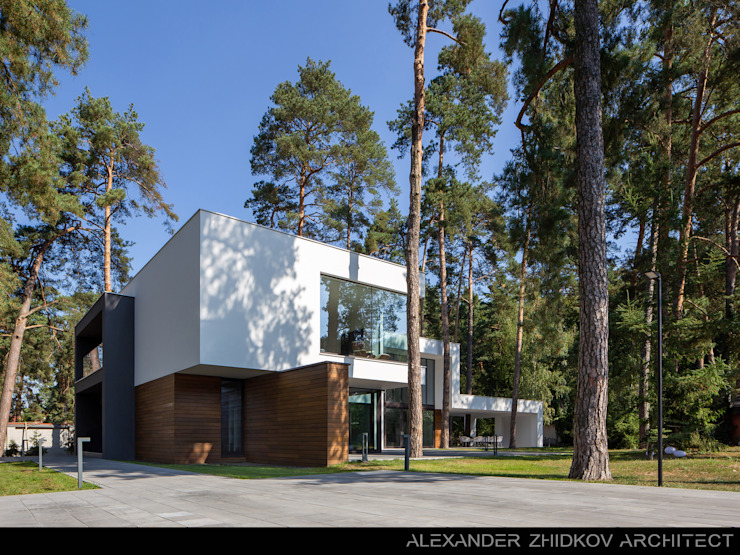 ALEXANDER ZHIDKOV ARCHITECT