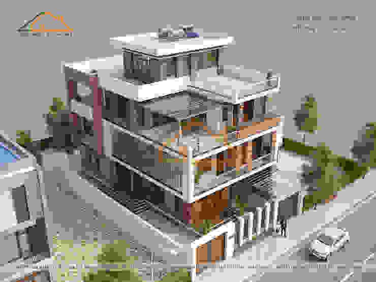 von Công ty CP kiến trúc và xây dựng Eco Home