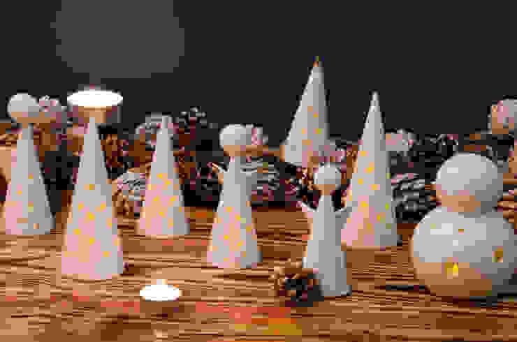 Coleção Natal - Crivart Salas de estar minimalistas por CRIVART - Genuine Soul, LDA Minimalista Cerâmica