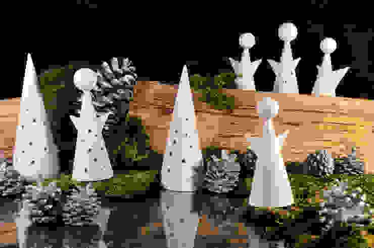 Coleção Natal - Crivart Salas de estar escandinavas por CRIVART - Genuine Soul, LDA Escandinavo Cerâmica