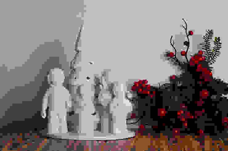 Coleção Família - Crivart Salas de estar minimalistas por CRIVART - Genuine Soul, LDA Minimalista Cerâmica