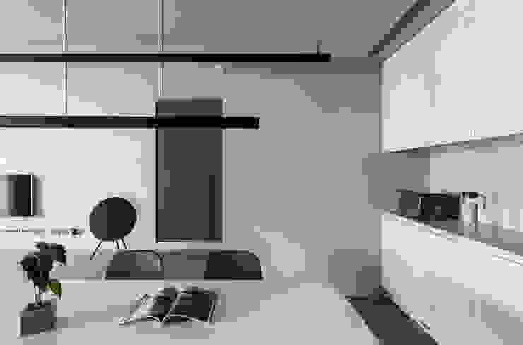 Dining Area 根據 湜湜空間設計 簡約風