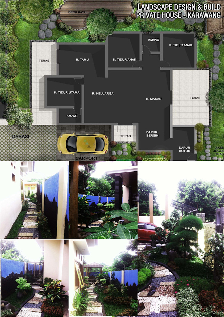 Home Gardening Oleh Marl Design Studio Tropis